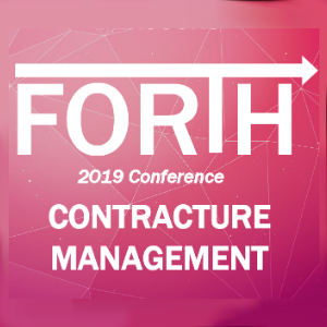 Forth 2019 Conference title; Contracture Management